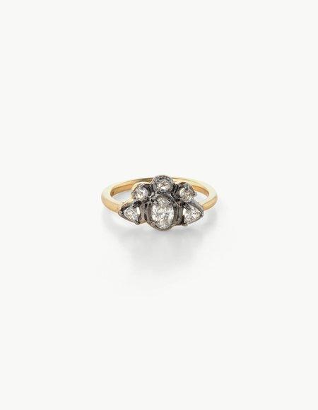 Kathryn Bentley Diamond Crown Ring