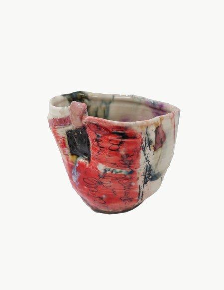 Jennie Lee Glazemoods Small Ceramic Vase