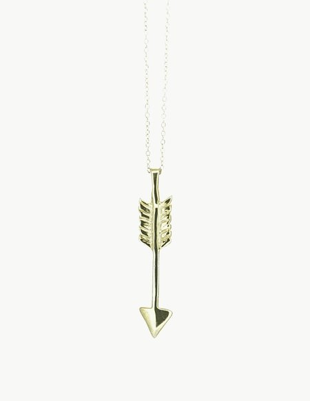 Kathryn Bentley Jake's Arrow Pendant