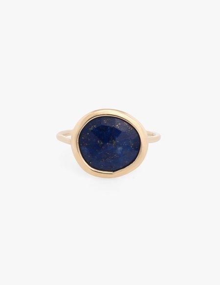 Kathryn Bentley Lapis Slice Ring