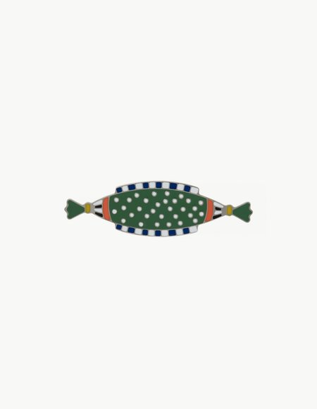 Dream Collective Zeppelin Brooch - Green