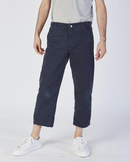 Unisex Rachel Comey Steer Pants In Navy