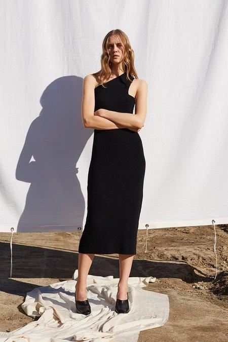 Shaina Mote Sling Dress in Onyx