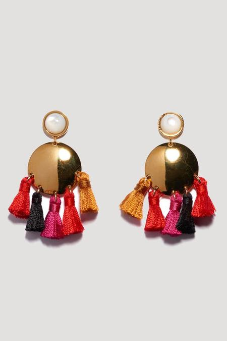 Lizzie Fortunato Fiesta II Earrings