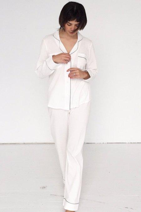Salua Lingerie Pima Cotton Pajama