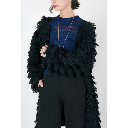 Callahan Wooly Coat - Black