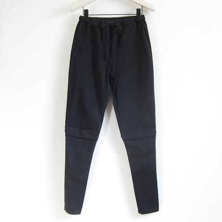 Kristensen du Nord Cotton Pant - Black