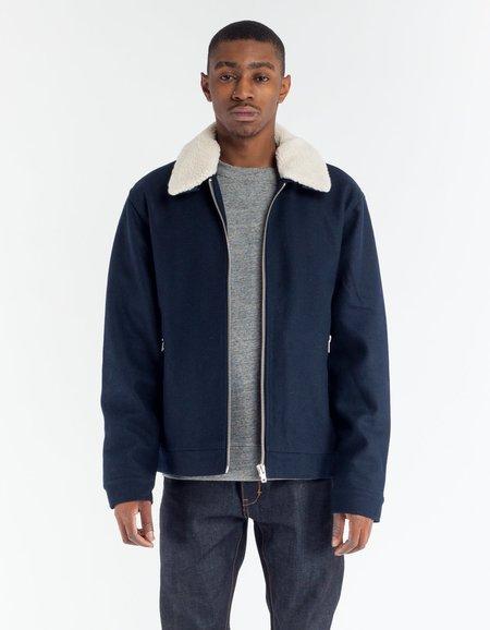 Minimum Dawkins Outerwear - Dark Navy