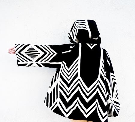 Lindsey Thornburg Skywalker Trench Cloak