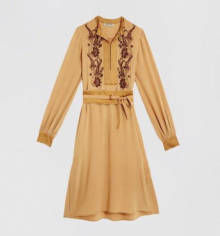 St. Roche Joy Dress - Caramel