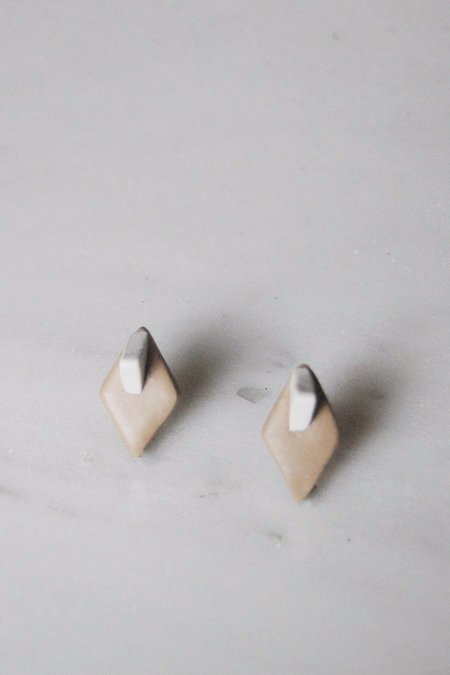 Elise Ballegeer Billie Earrings