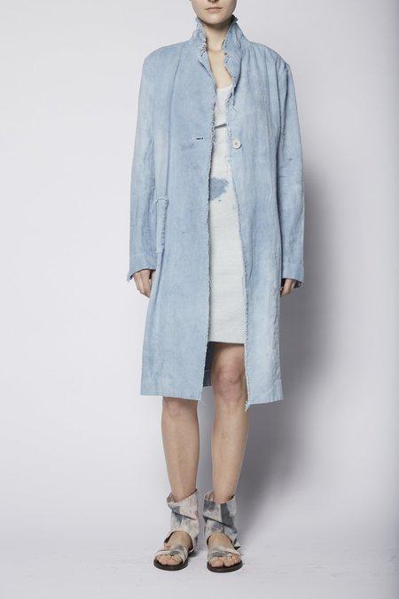 KES Raw Edge Minimal Coat
