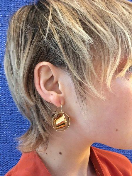 Oblik Atelier Mobius Earrings