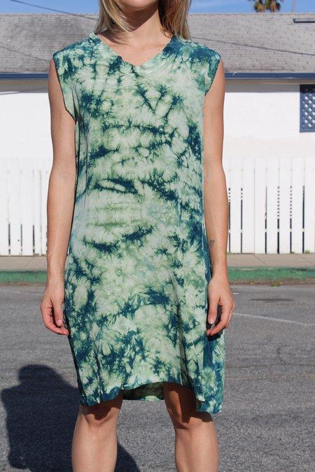 Beklina Silk Hedge Dress