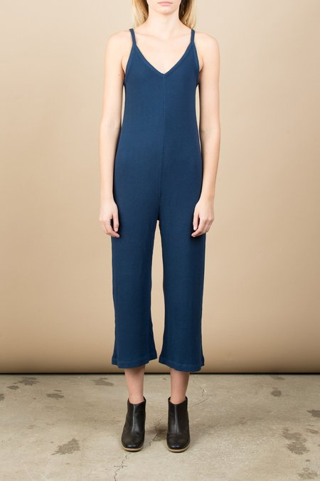 Lacausa Naomi Knit Jumpsuit In Oxford