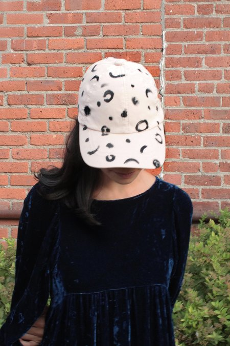 Colorant x Lara Hodulick | Dalmation Cap