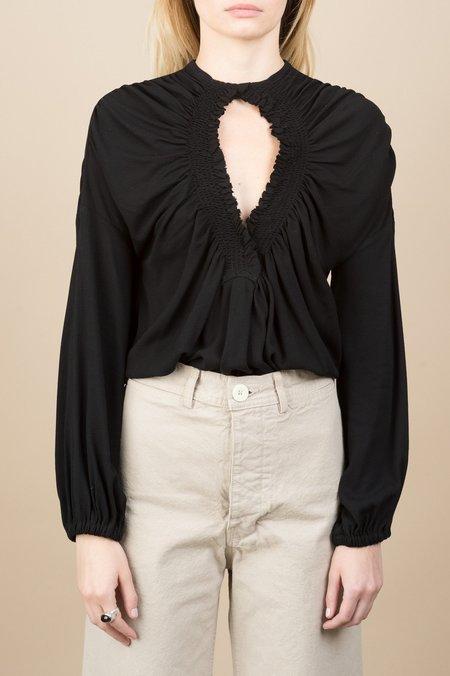 Rachel Comey Siphon Top In Black