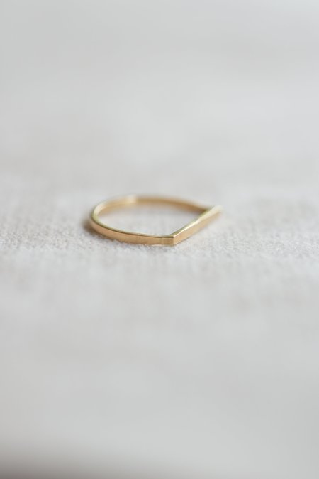 Young In the Mountains Rectangle Ring