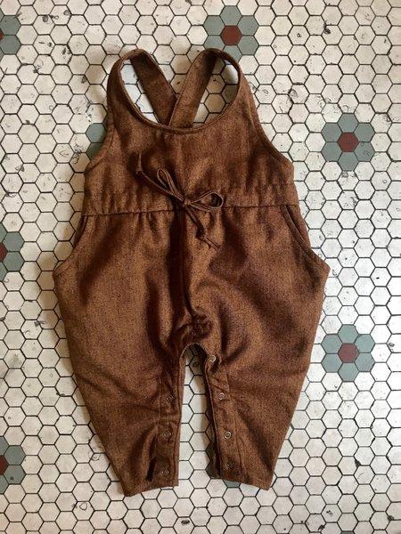 Aline overalls