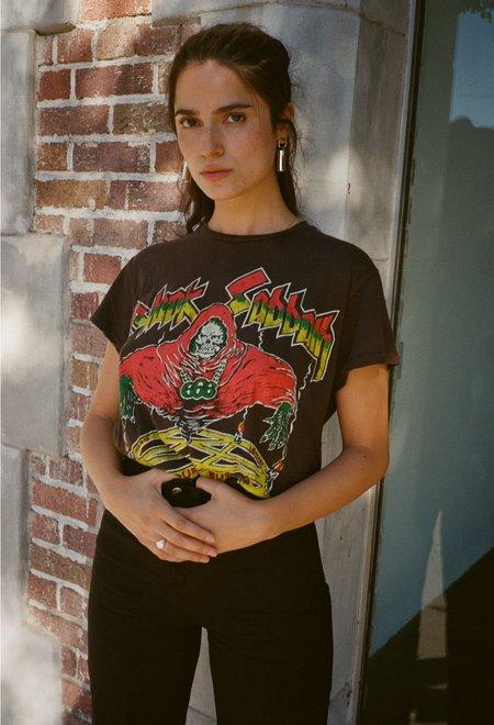 Madeworn Black Sabbath Crew Tee