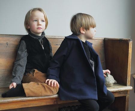 Kids Devon's Drawer Oak Jacket