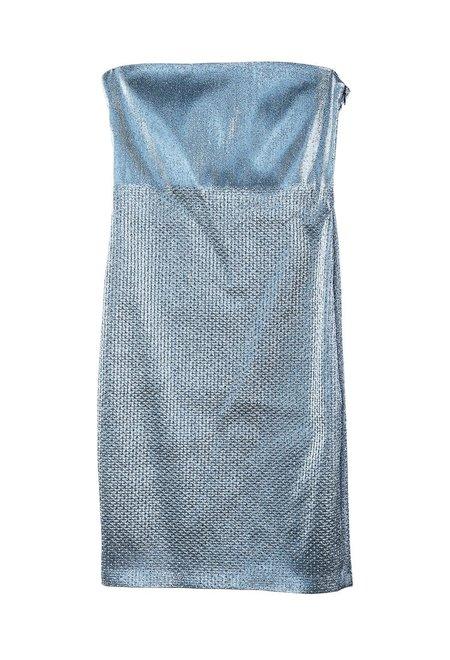 Area Blix Strapless Tube Dress