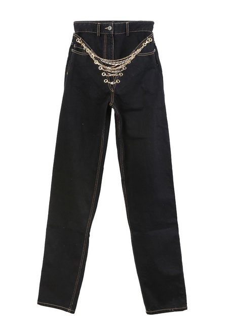 Y Project Chain Link Jeans