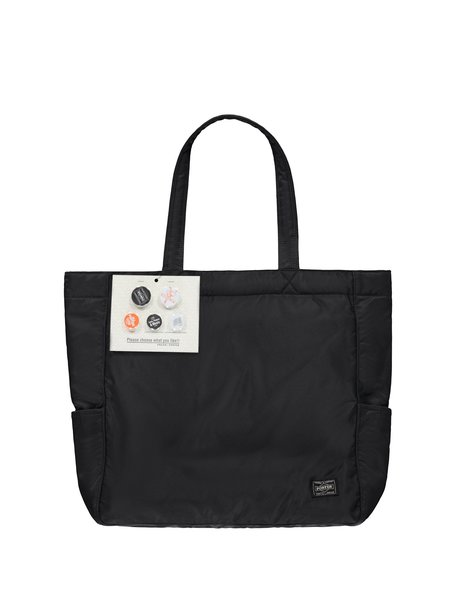 Unisex Porter-Yoshida & Co Cream Tote Bag