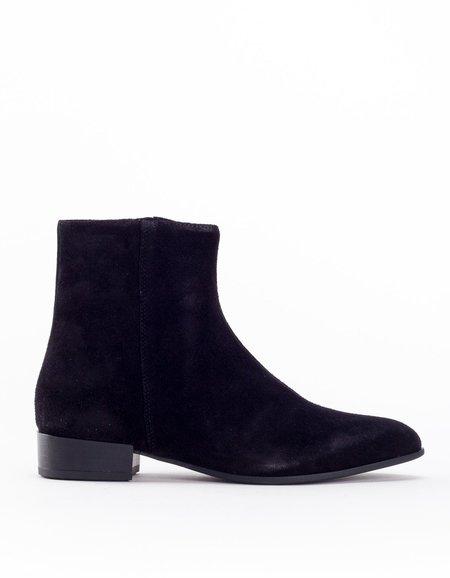 Vagabond Gigi Suede Boot - Black