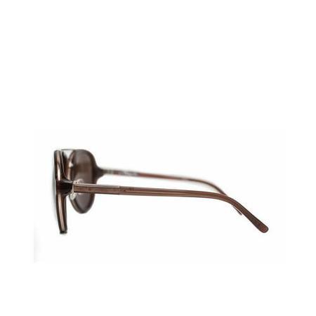 Linda Farrow x 3.1 Phillip Lim Aviator Sunglasses