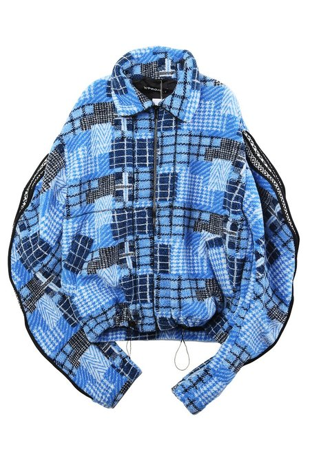 Y Project Printed Fleece Jacket