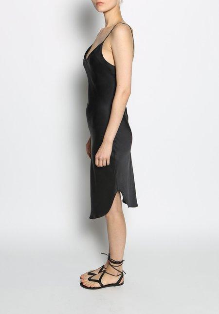 KES Scalloped Slip Dress