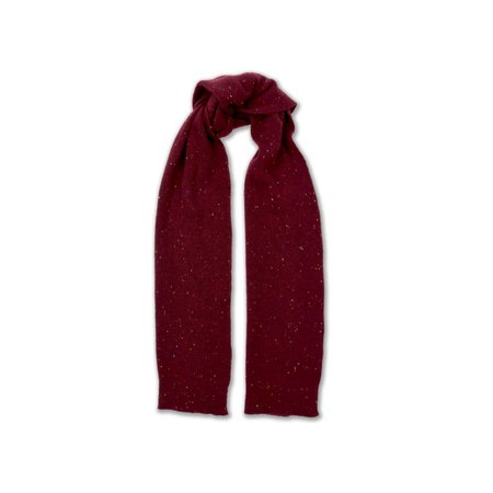 American Trench Cashmere Scarves - Burgundy
