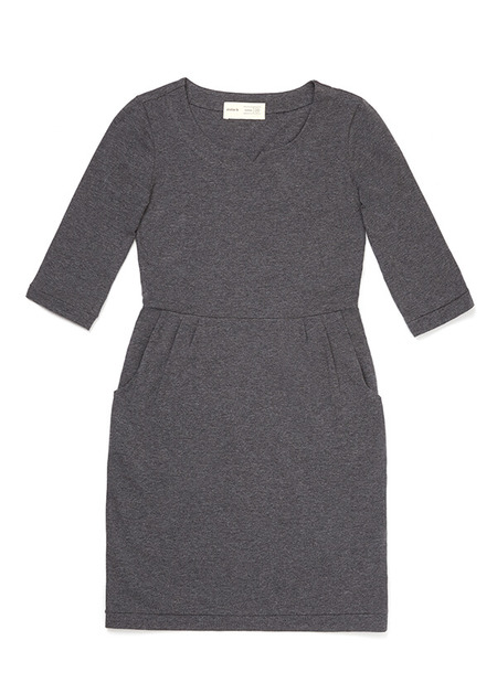 Atelier b. Jersey Dress in Grey