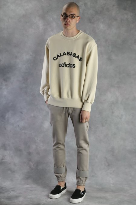YEEZY Calabasas Rib Side Sweatshirt