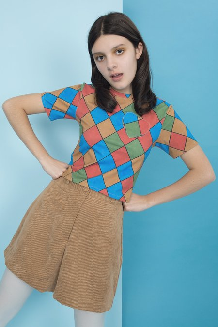 Samantha Pleet Petite Four Shirt