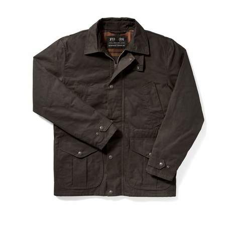 Filson Polson Field Jacket - Coyote Brown