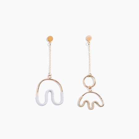 WKNDLA Peri Chain Earrings