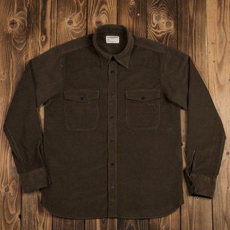 Pike Brothers 1943 CPO Shirt Corduroy Mud