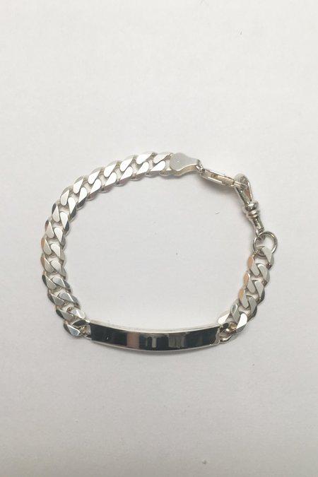 Martine Ali 925 ID Bracelet