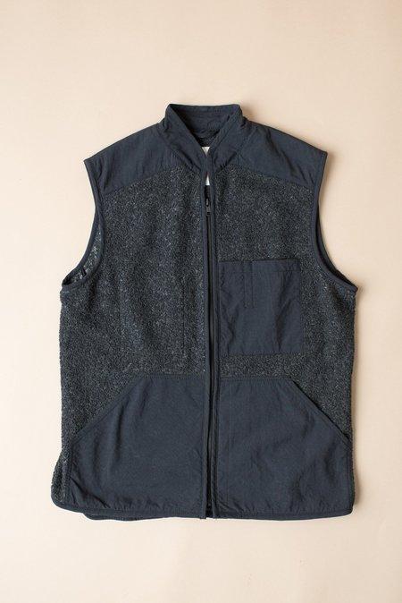 Hansen Hugo Vest In Black