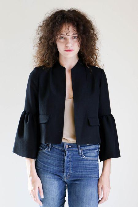 Ulla Johnson Mavis Jacket in Black