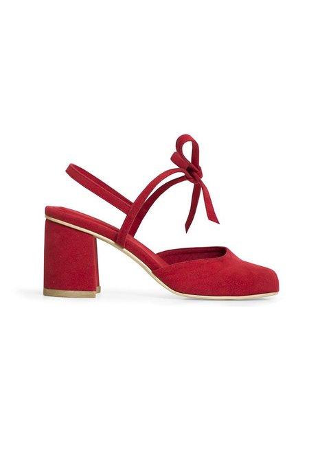 Rafa The Holiday Heel - Ruby