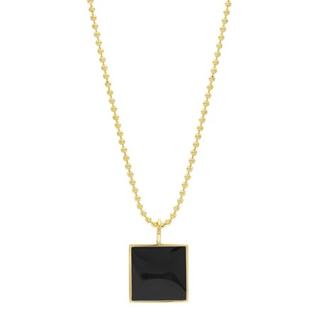 Unisex Tarin Thomas Samuel Necklace