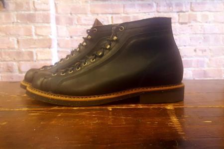 Thorogood Boots Sale Portage - All Black CXL