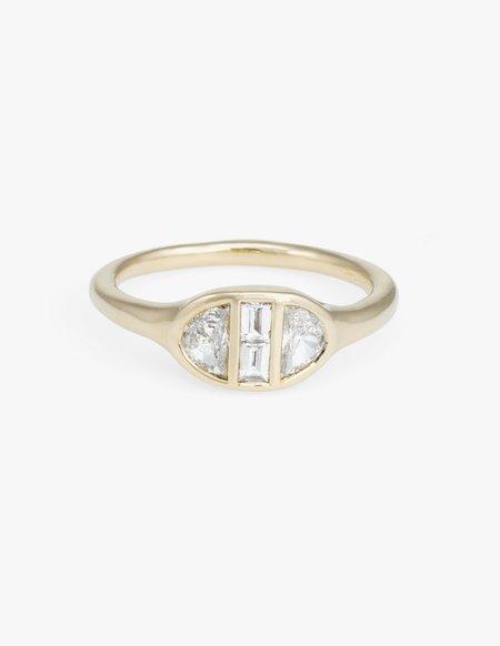 Kathryn Bentley Deco Engagement Ring