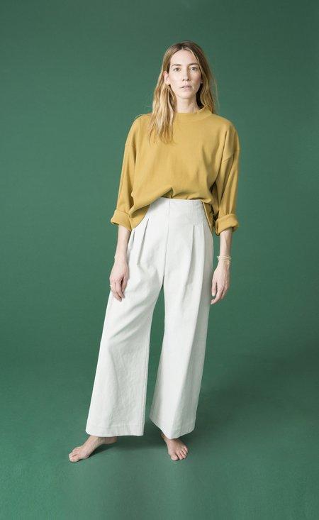 Ilana Kohn Phoebe Shirt in Brass