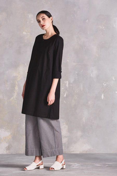 Kowtow Signal Dress - Black