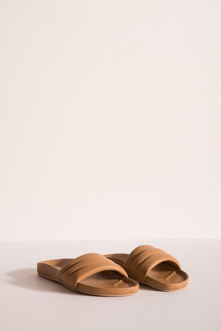 Beatrice Valenzuela Monocolor Sandalia in Nude