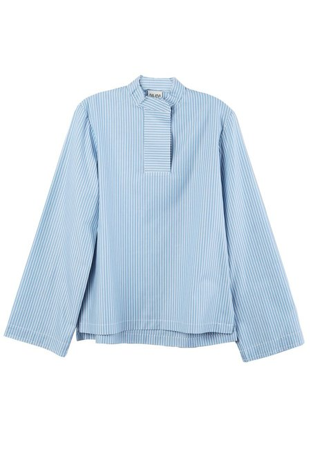 Da/Da Diane Ducasse Blouse Striped